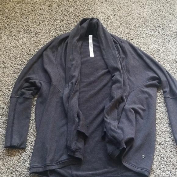 lululemon athletica Jackets & Blazers - Lulu Size 2 Cozy Sweater Jacket